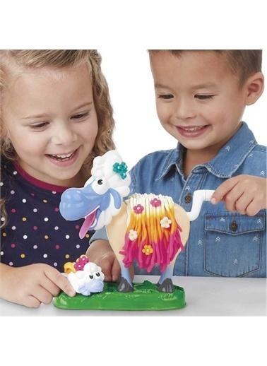 Hasbro Play-Doh Çılgın Koyun Renkli